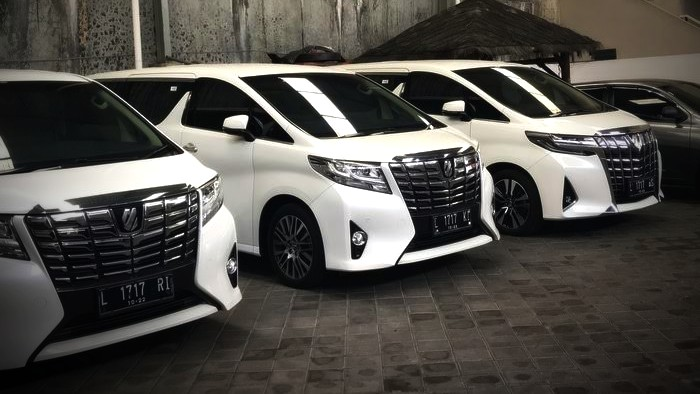 Rental Mobil Alphard Jakarta Selatan Lepas Kunci