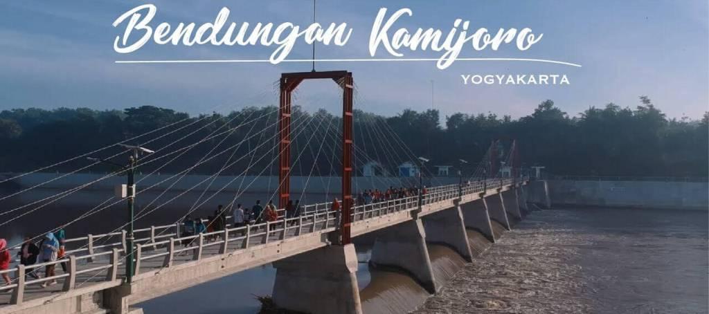 Bendungan Kamijoro Yogyakarta