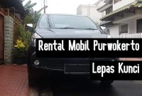 Rental Mobil Purwokerto Lepas Kunci
