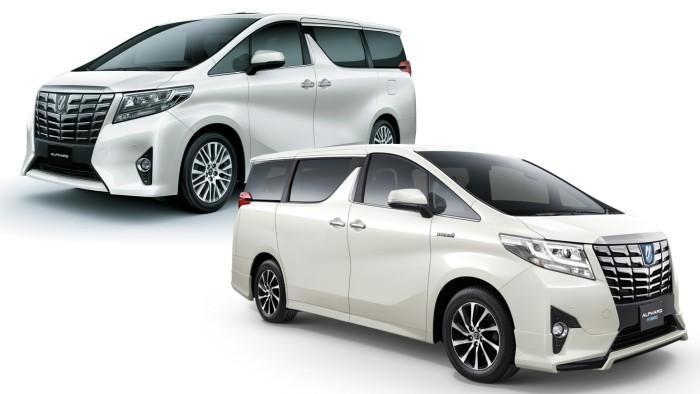 Sewa Mobil Alphard Jakarta Selatan Termurah