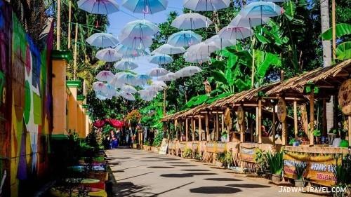 Pasar Panggok Slarang Cilacap