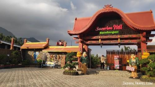 Tiket Masuk Sunrise Hill Bandungan