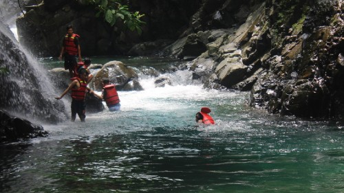 Black Canyon Petungkriyono