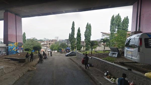 Jalan Menuju Taman Film Bandung
