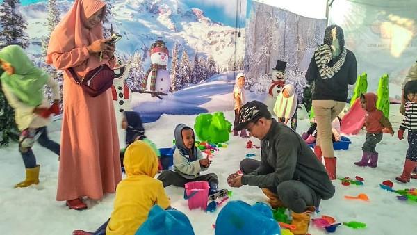 Snow Wonderland Kudus