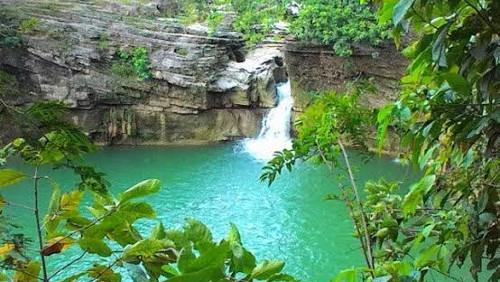 Kedung Maor Waterfall