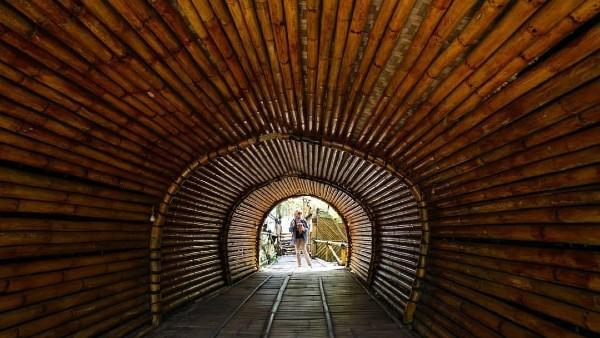 omah bambu new selo