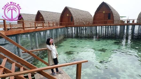 Biaya Masuk ke Pulau Tegal Mas