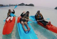 Biaya ke Pulau Tegal Mas Lampung