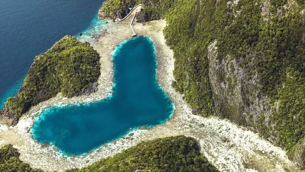 Danau Love Raja Ampat