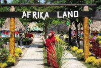 Harga Tiket Kampung Afrika Blitar