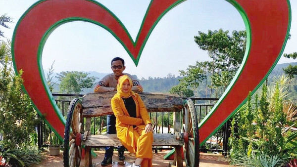 Tiket Masuk Barusen Hills Ciwidey Bandung