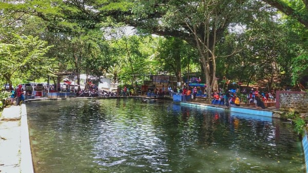 Tiket Masuk Umbul Nogo 2019