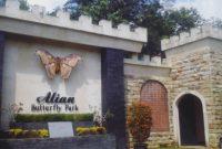 Harga Tiket Alian Butterfly Park