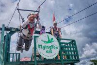 Harga Tiket Flying Fox Gedang Sari