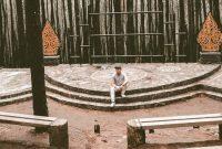 Hutan Pinus Kayon Getasan Dekat Salatiga
