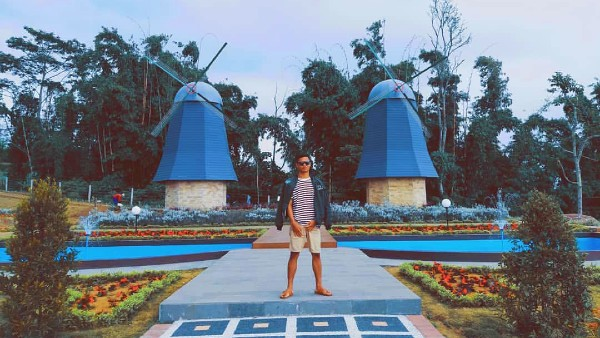Taman Bunga Bedugul Bali
