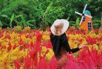 Taman Bunga Kebon Asri Bayat Klaten