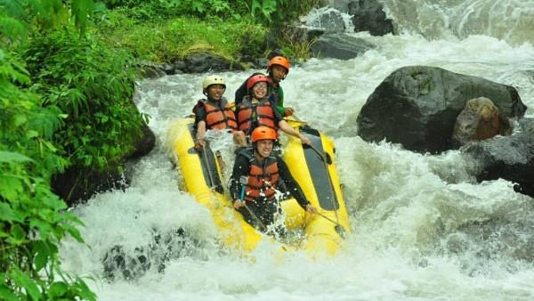 harga Obech rafting Pacet