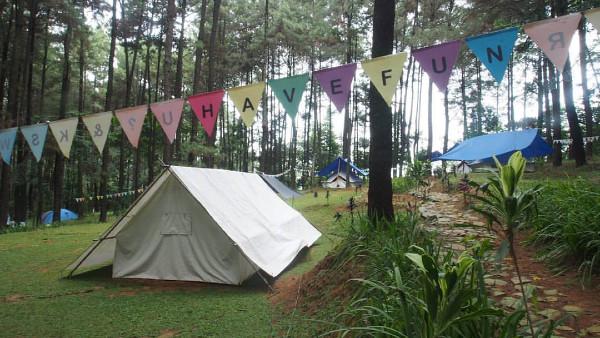 Harga Tiket Wisata Gunung Pancar 2019
