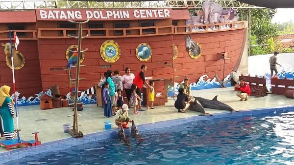 Harga Tiket Masuk Dolphin Batang