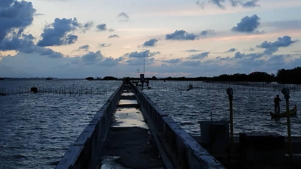 Harga tiket masuk Pantai Tirang Semarang