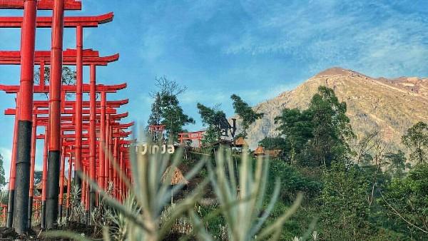 Lokasi Taman Jinja Bali