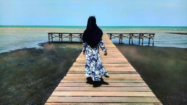 Pantai Glagah Wangi