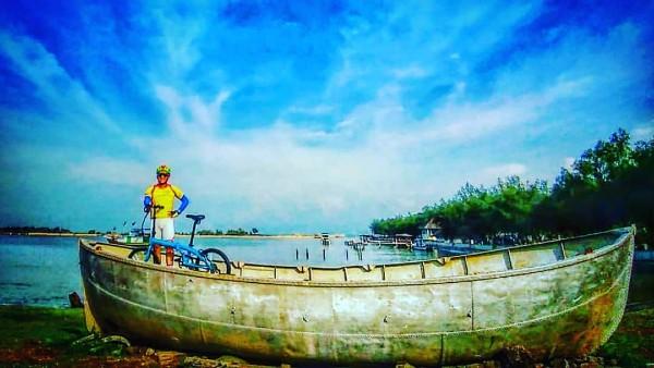 Pantai Marina Semarang Sekarang