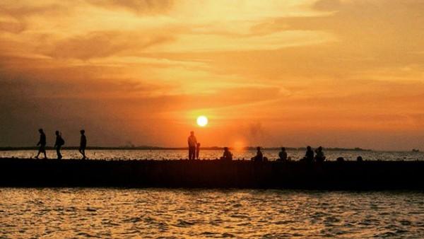 Tiket masuk Pantai Maron Semarang