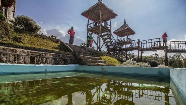 Tiket masuk Taman Edelweis Bali