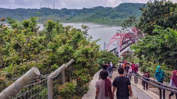 Waduk Jatibarang Semarang Terbaru
