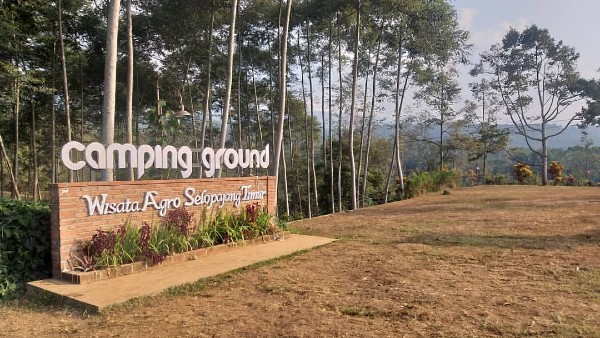 Wisata Agro Selopajang Timur