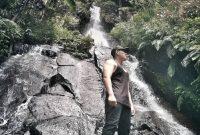 Air Terjun Girimanik di Wonogiri