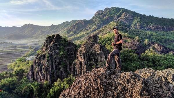 HTM Gunung Sepikul 2020