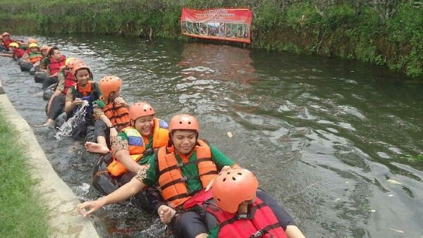 Outbound Kali Pucung