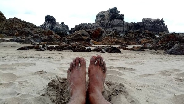 Pantai Cibobos Lebak
