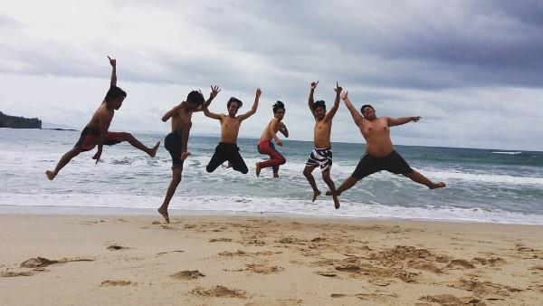 Pantai Seupang Lebak