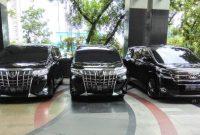 Rental Alphard Jakarta Pusat