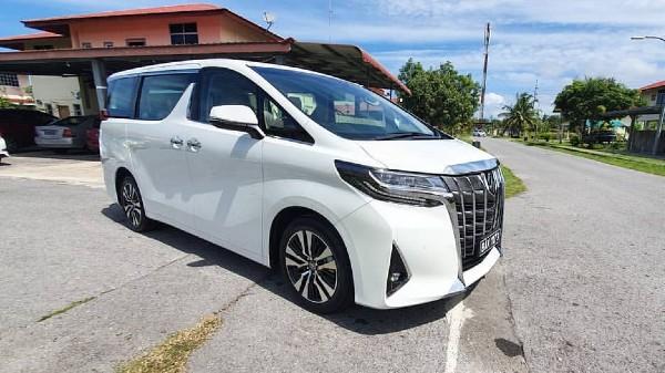 Sewa Mobil Alphard Kota Jakarta Barat