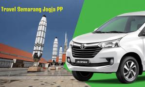 Travel Semarang Jogja