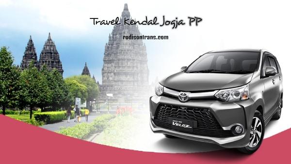 Travel Kendal Jogja