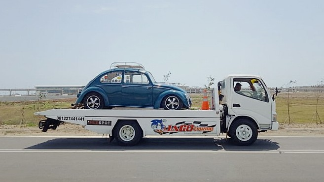 Jasa Towing Mobil Jogja