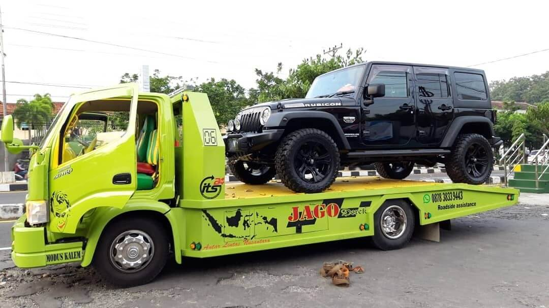 towing jogja